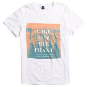 Cage The Elephant TELL ME I'M PRETTY T-Shirt NEW Licensed & Official