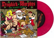 "Dropkick Murphys ""Christmas"" 7"" OOP NM Flogging Molly NoFx Rancid Real McKenzies"