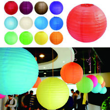 "1PCS 4""/8""/10""/12""/14""/16"" Chinese Paper Lantern Wedding Party Venue Decoration"