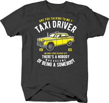 Taxi Driver Racecar Movie Parody Dreams of Being Somebody Tshirt