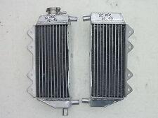 Radiateurs Droit et Gauche Yamaha YZ 250 Right Left Radiator 02- 12 13 14 15 16