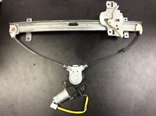 98 99 00 01 02 Passport Left Front Door Window Power Regulator Assy Used OEM