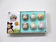 Disney Tsum Tsum Vinyl Pastel Parade Limited Edition Gift Set Mickey Minnie