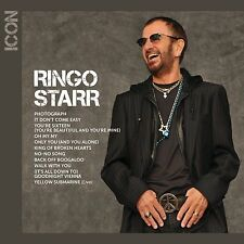 RINGO STARR ICON SEALED 11 TRACK CD..SENT BY 1ST CLASS POST.tracks pic 2