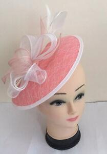 Fabulous Headband and Clip Hat Fascinator Weddings Ladies Day Race Royal Ascot