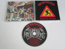 GEHENNAH King of the Sidewalk CD 1996 RARE OOP THRASH ORIG 1st PRESS - OSMOSE!!!