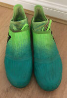 adidas X Tango 16+ Purechaos TF Men's AstroTurf Football Trainers Boots Green 13
