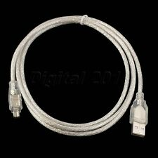 Network USB Extension Cable Male to 4 Pin IEEE 1394 DV 1.5m Adapter Connector