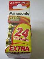 24x AA ProPower Alkaline Batterie Panasonic