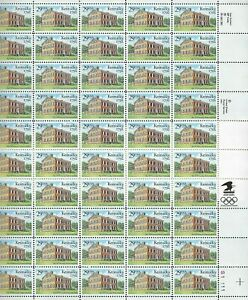 Kentucky Statehood Sheet of Fifty 29 Cent Postage Stamps Scott 2636
