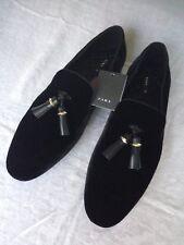 Negros Zara Zapatos Para Hombres Ebay Pw451wq
