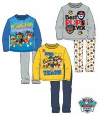 Boys Character PAW PATROL Long Sleeve Pyjamas Age 3,4,5,6,8: Official 2017