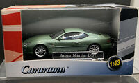Cararama Aston Martin DB7 Green Diecast Model Boxed 1:43 Scale MIB  (LOCLEE4)