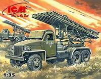 ICM 1:35 35512: BM-13-16N Katyusha