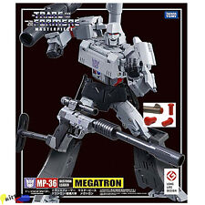 Takara Transformers Masterpiece MP-36 Megatron +Orange Barrel Plug IN STOCK
