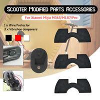 Xiaomi MiJia M365 M187 Scooter Mod Parts Rubber Flex Vibration Damper Protector