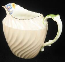 Aynsley Floral Bouquet Pale Pink Bone China Fluted Jug