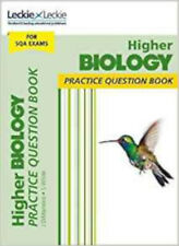 SQA Practice Question Book – Higher Biology Practice Question Book: Extra Practi