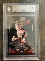 Lebron James Topps 2004-05 Black Refractor /500 BGS 8.5 *Only 1 Graded Higher*