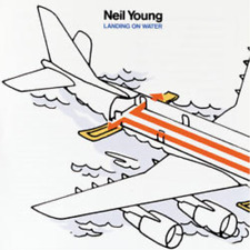 Neil Young-Landing On Water CD NEW