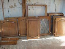 Solid Oak wood Kitchen doors etc from Winchmore