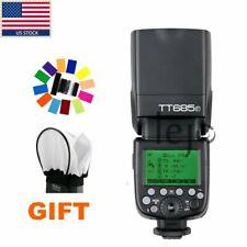 Godox TT685F 2.4G TTL HSS 1/8000 Camera Flash Speedlite f Fujifilm Camera X100T