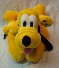 "Walt Disney Nice Soft Pluto Dog 16"" Plush Stuffed Animal Toy"