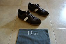 Dior Homme B01 SNDC3900 Hedi Slimane Suede Leather Sneakers Shoes 42.5(8.5),RARE