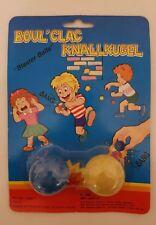 Feuerwerk BOUL' CLAC Knallkugel Blister - Rarität WECO Blaster Balls Klasse 1