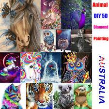 5D DIY Diamond Painting Drill Embroidery Kits Art Cross Stitch Decors Gifts