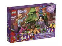 New LEGO 41353 Friends Advent Calendar 2018 New Lego Christmas Advent Kids 👀