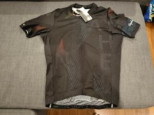 Rapha A DAY IN HELL ADIH Pro Team Size Large L Midweight Race Jersey LIMITED