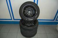 Satz Stahlfelgen MIT Winterreifen Chevrolet Matiz Premada Winter W440 3,5-5,5mm