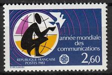 FRANCE TIMBRE NEUF  N° 2260 ** ANNEE MONDIALE DES COMMUNICATIONS