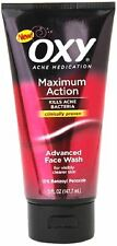 OXY Acne Medication Maximum Action Advanced Face Wash 5