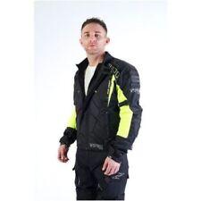 Giacche gialli in tessuto per motociclista taglia XS