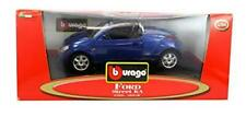 Burago 1:24 Diecast Model Star Collection Ford Street KA in French Blue - Rare