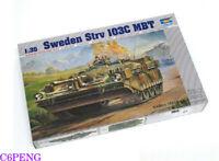 Trumpeter 00310 1/35 Sweden Strv.103C Hot