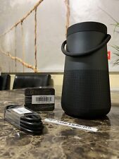 NEW BOSE SOUNDLINK REVOLVE + PLUS BLUETOOTH SPEAKER - BLACK WIRELESS PORTABLE