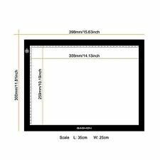 GAOMON B4 LED Light Thin Pad Copy Board USB Art Tracing Skecth GB4 A3 A4