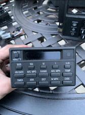 Bmw E34/e32 16 Button On Board Computer