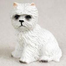 WESTIE TINY ONES DOG Figurine Statue Resin Pet Lovers Gift