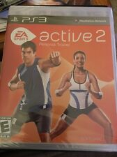 EA Sports Active 2 Personal trainer Playstation 3 PS3 Software Game: NEW, SEALED