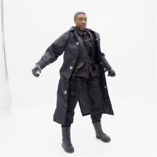 1/6 Scale Uniforms Coveralls Suit Jacket Black SWAT Set B005 Action Figure