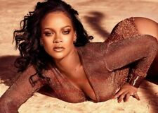 Hollywood Art Photo Poster: RIHANNA Poster |24 inch by 36 inch| 8