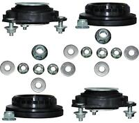 X2 FRONT SUSPENSION TOP STRUT MOUNTS & BEARINGS FIT FORD MONDEO 1122893  4363242