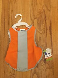 TOP PAW Reflective Safety Vest for MEDIUM Dogs NEW w/TAGS-100% to Pet Shelter