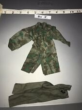 1/6 WWII German Fallshirmjager Uniform   - Dragon, Ultimate Soldier, GI  Joe ETC
