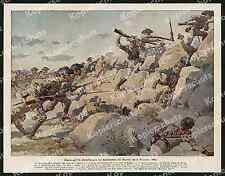 Carl Becker Schutztruppe Angriff Naris Hottentotten Deutsch-Südwestafrika 1904!!