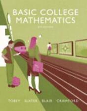 Basic College Mathematics (8th Edition), Crawford, Jenny,Blair, Jamie,Slater, Je